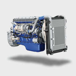 New fuel-efficient engines for Volvo FL