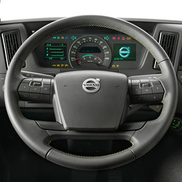 Volvo Dynamic Steering, a ground breaking invention